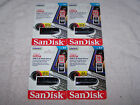 SanDisk Ultra USB 3.0 Flash Drive 128-64-32-16GB - New
