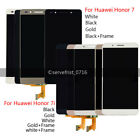Huawei Honor 7 7i LCD Display Touch Screen Digitizer Assembly Replacement Frame