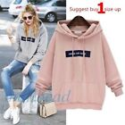 Plus Size S-3XL Women Sweater Sport Fleece Sweatshirt Women Hoodies Long Sleeve