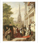 "WILLIAM POWELL FRITH ""For Better, For Worse"" church ART various SIZES, BRAND NEW"
