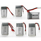 240mAh to 1000mAh 3.7V 20C LiPo Battery for RC Model Syma Hubson