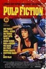 Reproduction Movie Poster on Canvas - Pulp Fiction