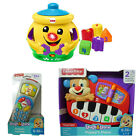 Fisher Price Toy Selection Thomas, Chatter Phone, Clock Puppy Piano Story Book