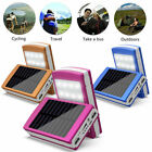 20000mAh Dual USB Portable Solar Battery Charger Solar Power Bank For Phones
