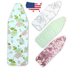 "Ironing Board cover cloth replacement for 120X39cm , 47X15""  board flower"