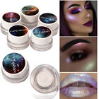 Hot Glitter Rainbow Eye Shadow Powder Palette High Light Long-lasting Beauty