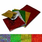 Holographic Metallic Gloss Foil Peel & Seal Mailing Gift Postal Bag Envelopes
