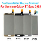 LCD Touch Screen Digitizer Display Assembly Frame For Samsung Galaxy S7 EdgeG935