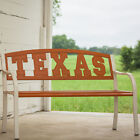 Leigh Country NCAA Collegiate Metal Garden Bench