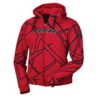 OEM Womens Polaris RZR Red Drift Full Zip Hoodie Hooded Sweatshirt