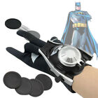 Marvel Superhero Spider-Man Hulk Launchers Gloves Cosplay Kid Role Play Toy Gift