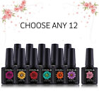 Coscelia Nails Salon Professional UV/LED Soak Off Gel Nail Polish Pick Any 12