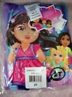 TODDLER GIRL'S DISNEY DORA PAJAMAS, CHOOSE SIZE, NEW WITH TAG, FREE SHIP