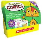 guided reading level d books - FIRST LITTLE COMICS GUIDED READING LEVELS C & D - CHARLESWORTH, LIZA - NEW BOOK