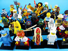 PICK YOUR FAVORITE RETIRED LEGO MINIFIGURE, Collectible Series Collection Lot