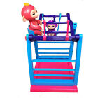 NEWEST For Fingerlings Monkey Jungle Gym Playset Interactive Climbing Stand
