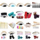 Makeup Brushes Set Kabuki Powder Foundation Eye Eyeliner Lip Cosmetic Brush US