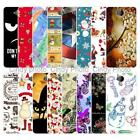 For Microsoft Lumia 650 N650 Christmas Hard PC Case Cover 2018 New Year Stocking