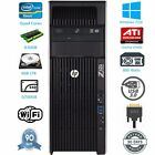 Custom HP Z620 WorkStation Gaming Computer Xeon e5-1620 3.60GHz 800Watts DDR3