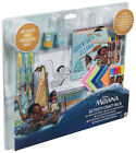 Disney Moana Activity Craft Pack School Stationary Set 35 Piece Girls Xmas Gift