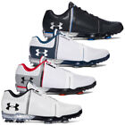 Under Armour Mens UA Spieth One Waterproof Breathable Golf Shoes