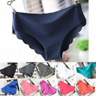 Women Soft Cozy Underpants Seamless Lingerie Briefs Hipster Underwear Panties
