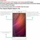 9H Tempered Glass Screen Protector For XiaoMi Redmi 4X 5 Plus 6 6A Note 5 6 Pro