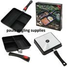 NGT Multi Section Frying Pan Carp Fishing Tackle Non Stick with Case Option