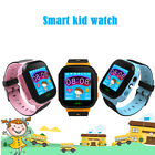 Q528 Smart Watch Anti-lost Tracker SOS Wrist Watch For Android IOS Phone