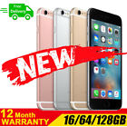 New Apple iPhone 6S Plus 16 64 128GB Space Grey Gold Silver Rose Gold Unlocked