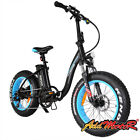 Addmotor MOTAN 500W Electric Bicycle Bike 20'' Folding Step Through E-Bike M-140