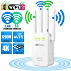1200Mbps 2.4/5G Wireless Dual Band Range Extender WiFi Repeater Router 4 Antenna