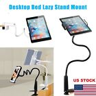 Universal Tablet iPad 2/3/4 Flexible Arm Desktop Bed Lazy Holder Mount Stand SF