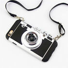 Camera phone case cover iPhone  6s / 6s plus case accessories Novelty Xmas gift