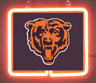 Chicago Bears New Neon Light Sign @8