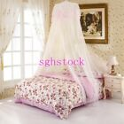 Vogue Romantic Lace Princess Mosquito Canopy Net Fly Insect Double King Bed Size