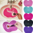 Внешний вид - Silicone Makeup Brush Cleaner Cleaning Cosmetic Scrubber Board Mat Pad Tool LK