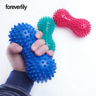 PVC Soft Peanut Spiky Massage Ball Reflexology Hand Muscle Trigger Point Therapy