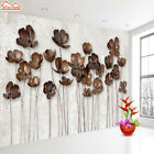 wallpapers for wall decor - 3d Floral Style Wall Decor Background Wallpapers Murals for Bedroom Living Room