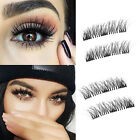 3D Magnetic Eyelashes Handmade Reusable False Magnet Eye Lashes Extension UK