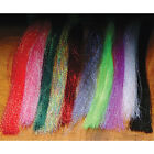 Hareline Krystal Flash Fly Tying Materials - All Colors & Sizes