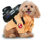 Halloween Character Pet Costumes Ghostbusters Dog Cat Outfit