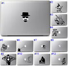 Apple Laptop Macbook Pro Air 13 15 Notebook Decal Sticker Cu