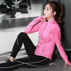 Autumn Women's Running Sports Fitness Suits Yoga Clothing Three-piece Y719