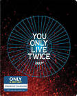 You Only Live Twice (Blu-ray Disc, Includes Digital Copy SteelBook Only  Best Bu