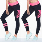US Women Sports Gym Yoga Running Fitness Leggings Pants Jumpsuit Athletic HYY