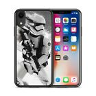 STORM TROOPER STAR WARS BUMPER PHONE CASE IPHONE 5 6 7 8 X GALAXY S7 S8 $11.99 USD