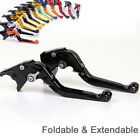 Engraved Folding extend brake clutch levers For TRIUMPH Tiger 800XC (2015-2017) $36.99 USD