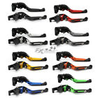Motorcycle For Triumph STREET TWIN 2016-2017 Fold&Extend Clutch Brake Levers CNC $33.85 CAD on eBay