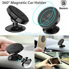 360° Universal Car Magnetic Stick On Dashboard Holder Mount Cradle For Phone GPS